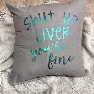 Throw Pillow Case Cover Home Goods BB243